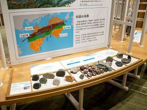 四国の地質